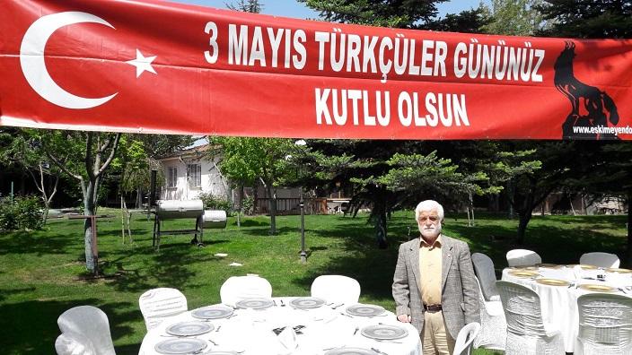 3 Mayıs Türkçülük günü yurt genelinde kutlandı
