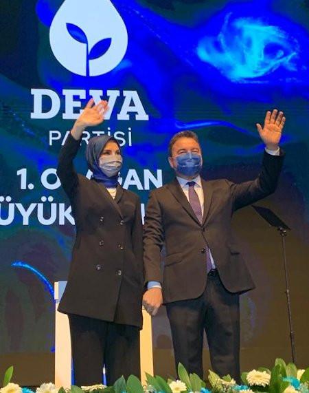 DEVA Partisi kongresi yapıldı, Babacan duygusal konuştu