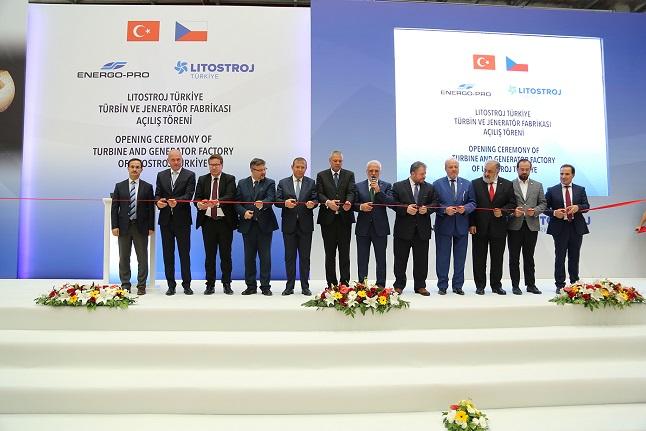 ENERGO-PRO'dan Ankara'da fabrika yatırımı