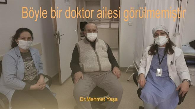 HERKESİN ÇOĞUNLUKLA BİR ÖZELLİĞİ VARDIR, DR.MEHMET YAŞA'NIN BİN BİR ÖZELLİĞİ  VAR