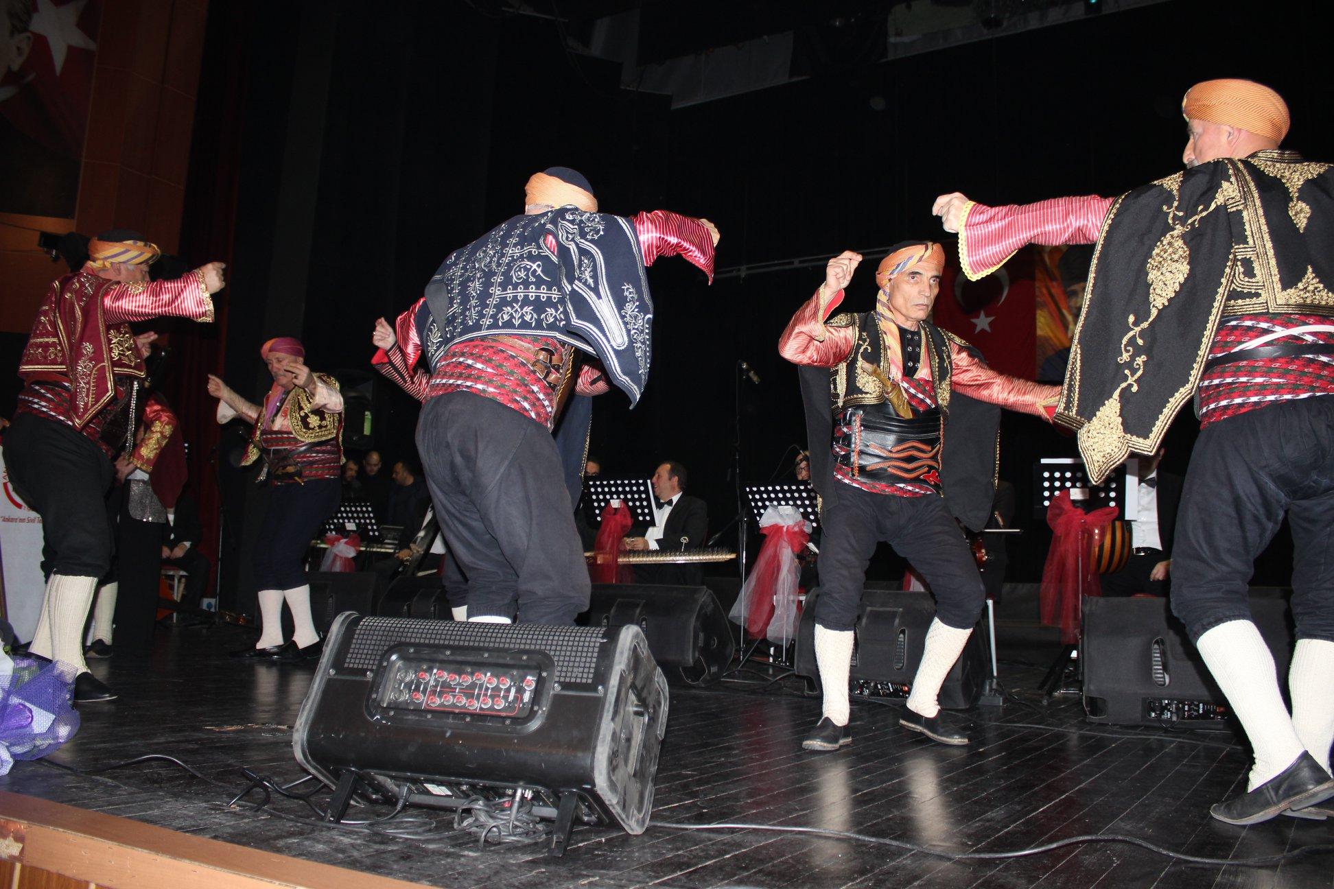 """""""Kızılcagün Konseri"""" Başkenti Coşturdu"""